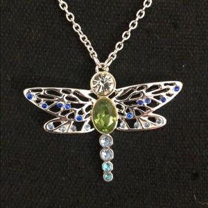 RMN Dragonfly Necklace